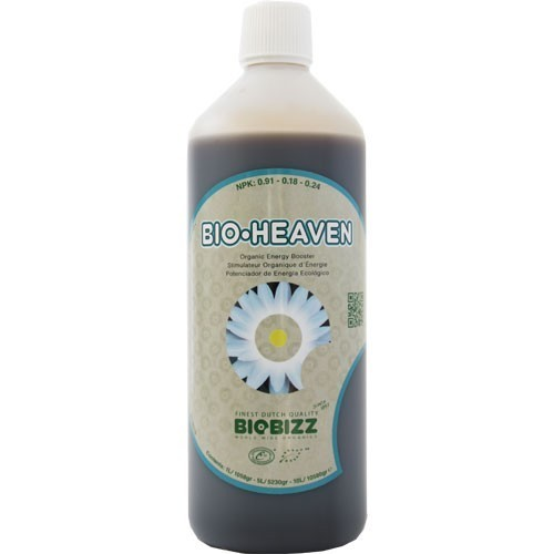 BioHeaven Fertilizante (500 ml) BIOBIZZ