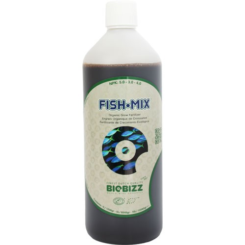 Fish-mix Fertilizante (1 Litro) BIOBIZZ