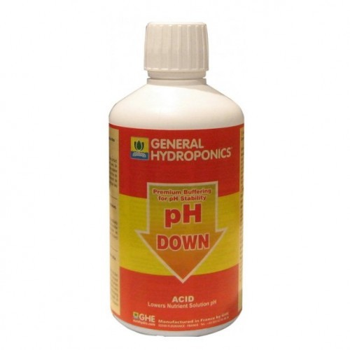 Ph Down 500 ml  () GHE