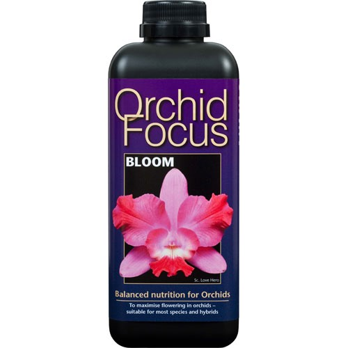Orchid Focus Bloom 1 L  () GROWTHTECHNOLOGY