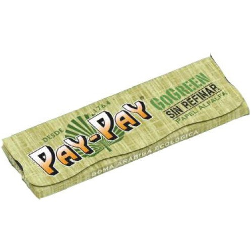 Papel Pay-Pay GoGreen 78mm Verde 1 uds   ()