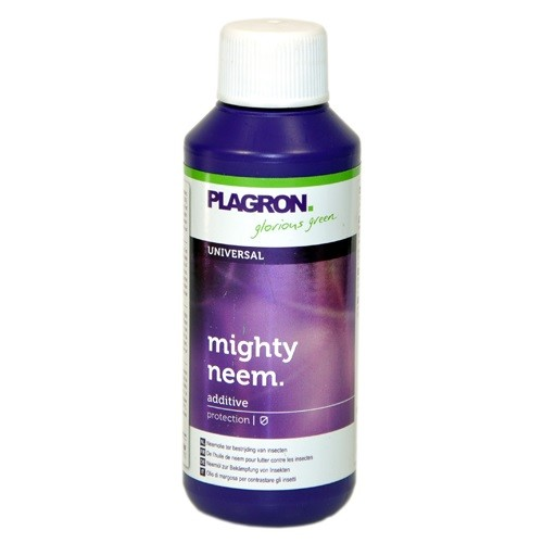 Mighty neem (Aceite de Neem) 100 ml  () PLAGRON