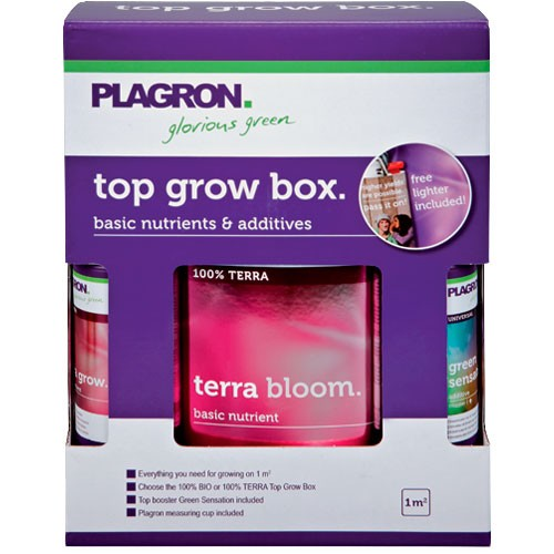 Top grow Box  Terra  () PLAGRON