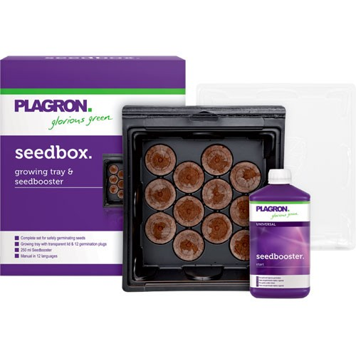 Seed Box 250 ml  () PLAGRON