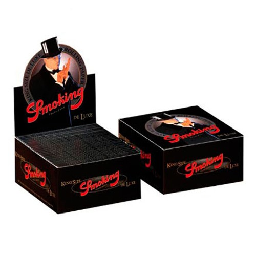 Smoking King Size De Luxe - 1 uds  ()