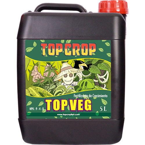 Top Veg 5 L Top Crop